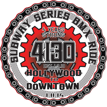 4130 Subway Series 4 Year Anniversary!